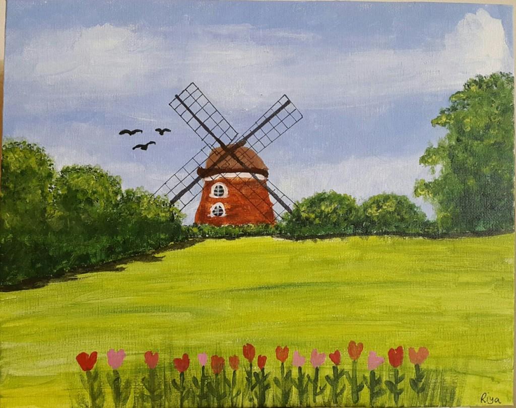 Painting_Riya_Holland