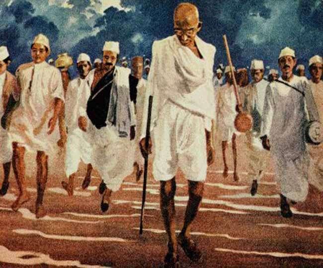 Gandhi March1